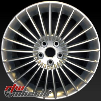 18 inch Jaguar S Type  OEM wheels 59784 part# XR842129, XR857331