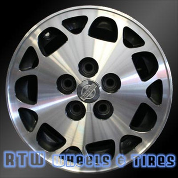 15 inch Nissan Maxima  OEM wheels 62320 part# 4030050U25, 4030050U26
