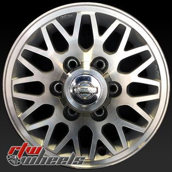 15 inch Nissan Pathfinder  OEM wheels 62343 part# 403000W426