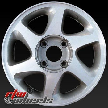 15 inch Nissan Altima  OEM wheels 62354 part# 403009E600