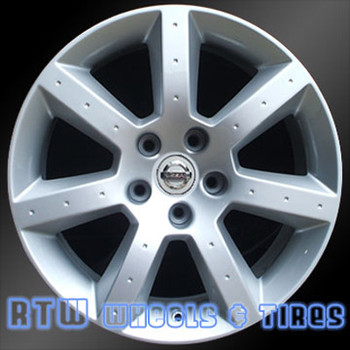 17 inch Nissan 350Z  OEM wheels 62413 part# 40300CD025, 40300CD0027