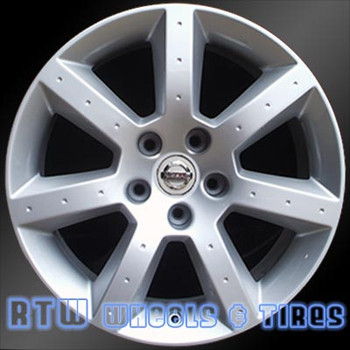 17 inch Nissan 350Z  OEM wheels 62414 part# 40300CD028