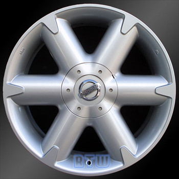 18 inch Nissan Murano  OEM wheels 62421 part# 40300CA127