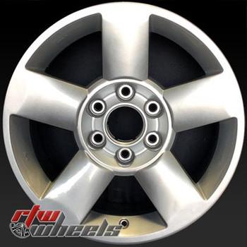18 inch Nissan Titan  OEM wheels 62438 part# 403007S410