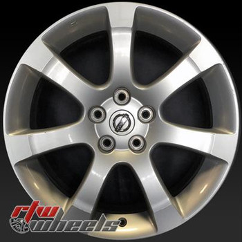 18 inch Nissan Maxima  OEM wheels 62475 part# 40300ZK40A