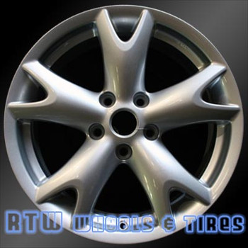 17 inch Nissan Rogue  OEM wheels 62500 part# 40300JM025, D0C00JM025, D0C00JM01A, D0300JM01A, D0300JM02A
