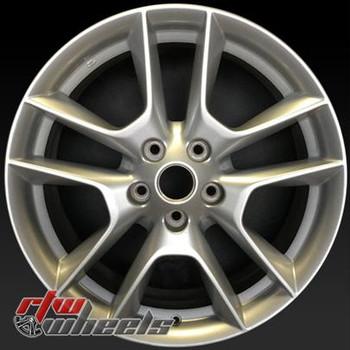 18 inch Nissan Maxima  OEM wheels 62511 part# 403009N02C,  403009N02E, 403009N03C