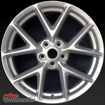 19 inch Nissan Maxima  OEM wheels 62512 part# 403009N02B