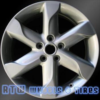 18 inch Nissan Murano  OEM wheels 62517 part# D03001AA2A, D03001AA2B