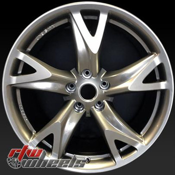 19 inch Nissan 370Z  OEM wheels 62525 part# DA D03001EC4A