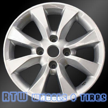 16 inch Nissan Sentra  OEM wheels 62550 part# 40300ZZT50A