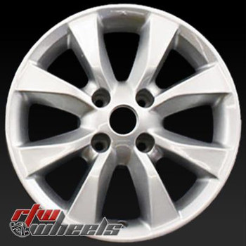 16 inch Nissan Sentra  OEM wheels 62550 part# 40300ZT51A, 40300ZT50A, 40300ZT51A