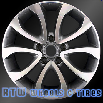 17 inch Nissan Juke  OEM wheels 62563 part# KE4091K200US
