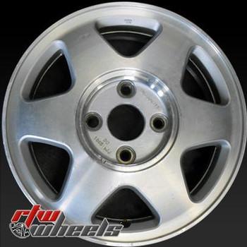 15 inch Honda Accord  OEM wheels 63731 part# 3910486,  42700SM2A01