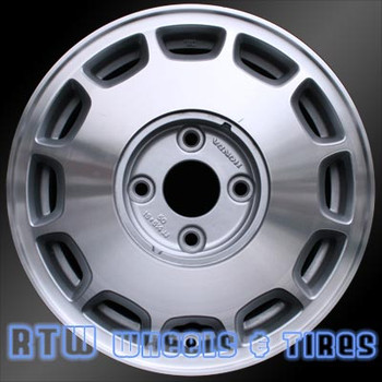 15 inch Honda Accord  OEM wheels 63735 part# 3860517, 42700SM4A91