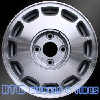 15 inch Honda Accord  OEM wheels 63735 part# 3860517, 42700SM4A91
