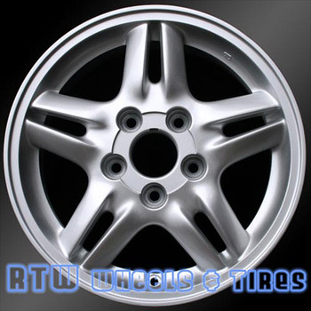 15 inch Honda CRV  OEM wheels 63768 part# 5393657, 42700S10A03
