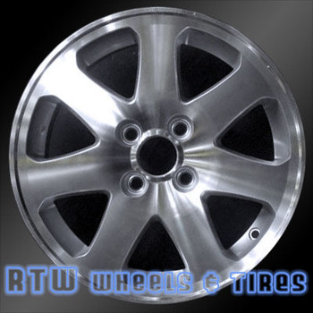 15 inch Honda Civic  OEM wheels 63793 part# 5977392