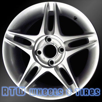 15 inch Honda Civic  OEM wheels 63795 part# 6049415