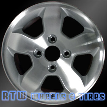15 inch Honda Accord  OEM wheels 63824 part# S82460