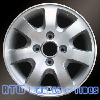 15 inch Honda Accord  OEM wheels 63838 part# 42700S84A31