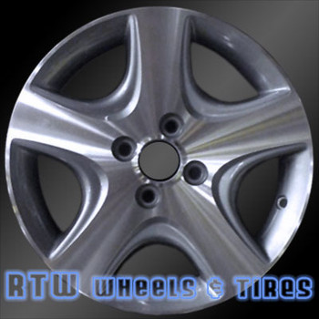 15 inch Honda Civic  OEM wheels 63868 part# 42700S5DA91, 42700S5AA91