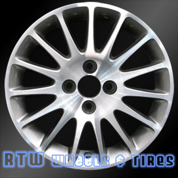 15 inch Honda Civic  OEM wheels 63874 part# N/A