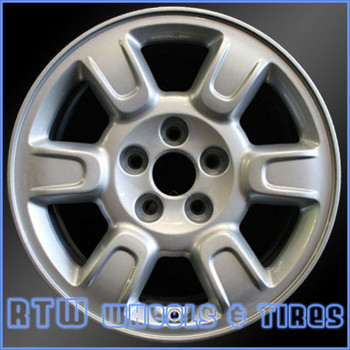 17 inch Honda Ridgeline  OEM wheels 63895 part#  7996374, SJC775A