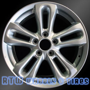 17 inch Honda Civic  OEM wheels 63901 part# 42700SVBA01, 42700SVBA01