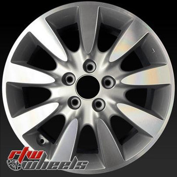 17 inch Honda Accord  OEM wheels 63919 part# 8180895, 42700SDBJ01, 42700SDBK30