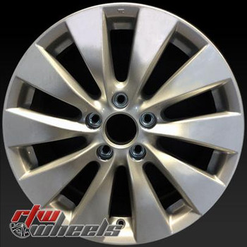 "Honda Accord wheels for sale 2013-2015. 17"" Silver rims 64047"