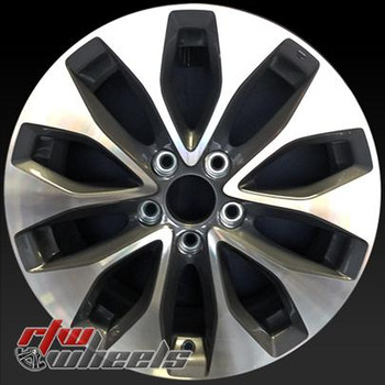 17 inch Honda Accord  OEM wheels 64050 part# 42700T3LA92