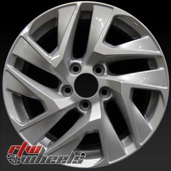 17 inch Honda CRV  OEM wheels 64069 part# 42700T1WA82, 42700T1WA84, 42700T1WA85, 42700TFAT82