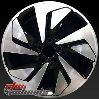 18 inch Honda CR-V  OEM wheels 64070 part# 42700T1WA91
