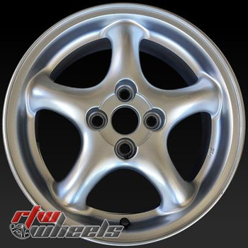 15 inch Mazda Miata  OEM wheels 64815 part# 9965H66050