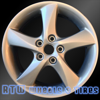 17 inch Mazda 6  OEM wheels 64857 part# 9965077070, 9965207070