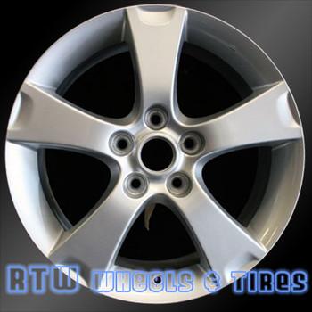 17 inch Mazda 3  OEM wheels 64861 part# 9965026570, 9965036570