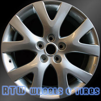 18 inch Mazda CX7  OEM wheels 64893 part# 9965047580
