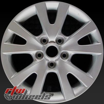 16 inch Mazda 3  OEM wheels 64894 part# 9965616560