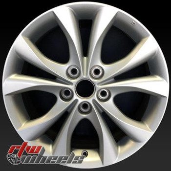 17 inch Mazda 3  OEM wheels 64929 part# 9965337070, 9965467070