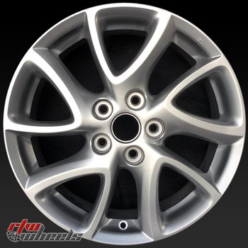 17 inch Mazda 5  OEM wheels 64949 part# 9965266570, 9965296570