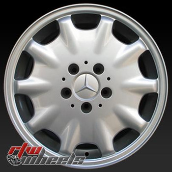16 inch Mercedes E Class  OEM wheels 65168 part# B66470092