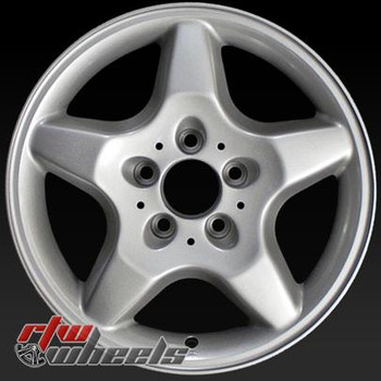16 inch Mercedes ML Class  OEM wheels 65184 part# 1634010202