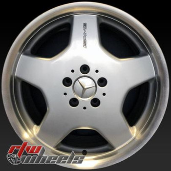 18 inch Mercedes Benz  OEM wheels 65233 part# 2204010102