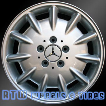 16 inch Mercedes E320  OEM wheels 65238 part# A2104011202, 2104011202