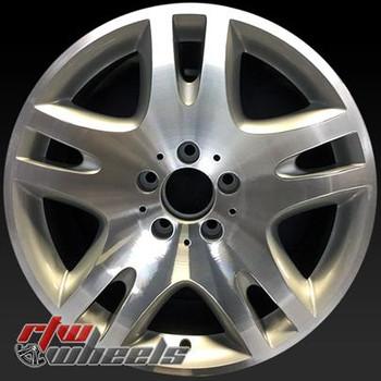 17 inch Mercedes Benz  OEM wheels 65297 part# 2114011602