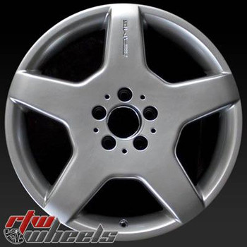 18 inch Mercedes S Class  OEM wheels 65309 part# A2204013602