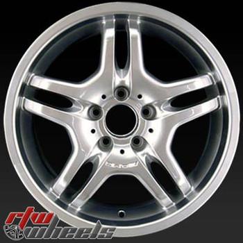 18 inch Mercedes AMG  OEM wheels 65312 part# 2204013402