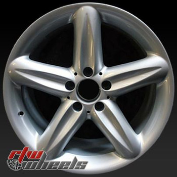 18 inch Mercedes SL500  OEM wheels 65322 part# 2304010402