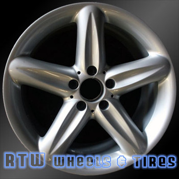 18 inch Mercedes SL500  OEM wheels 65323 part# A2304011002